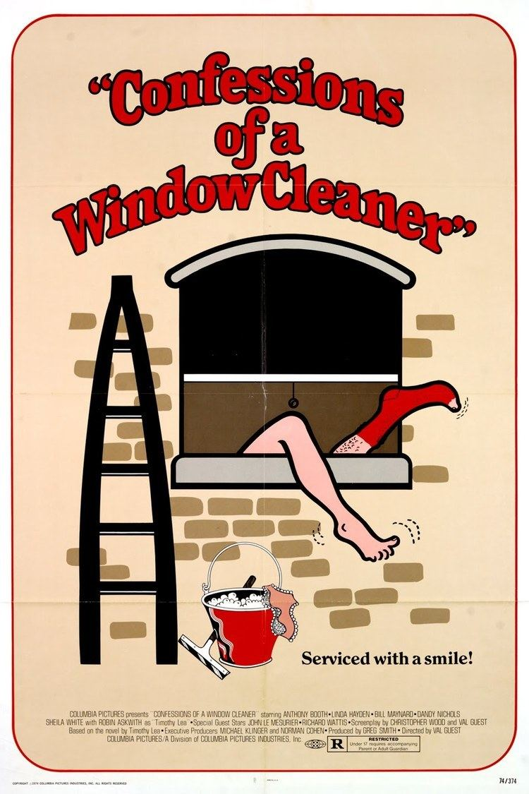 Confessions of a Window Cleaner wwwgstaticcomtvthumbmovieposters38980p38980
