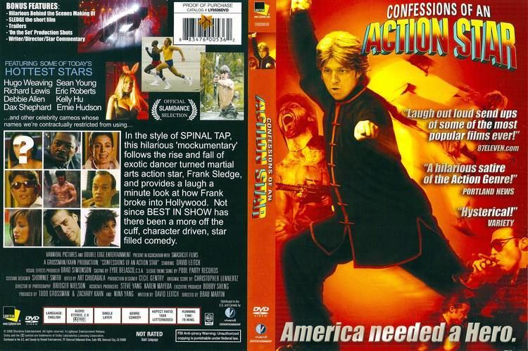 Confessions of an Action Star COVERSBOXSK Confessions Of An Action Star 2008 NOT RATED