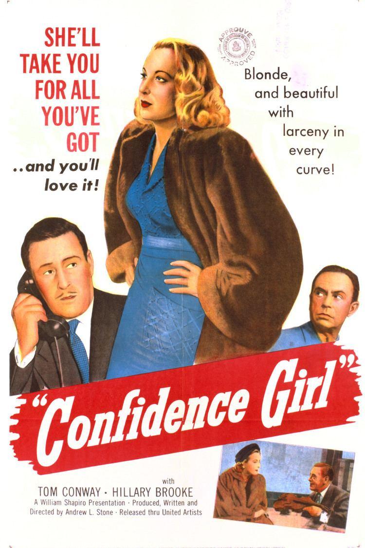 Confidence Girl wwwgstaticcomtvthumbmovieposters44234p44234