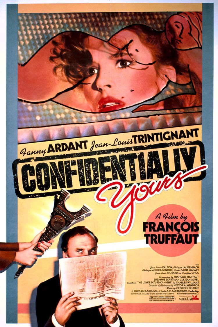 Confidentially Yours wwwgstaticcomtvthumbmovieposters12463p12463