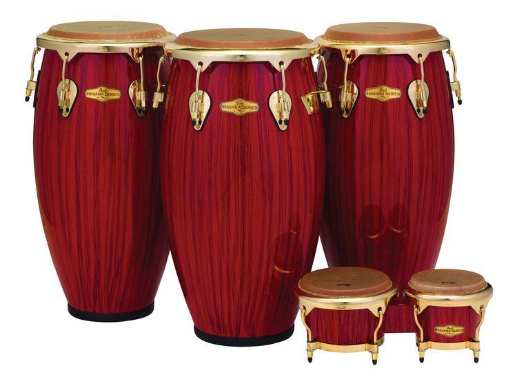 Conga Havana Series Pearl Drums