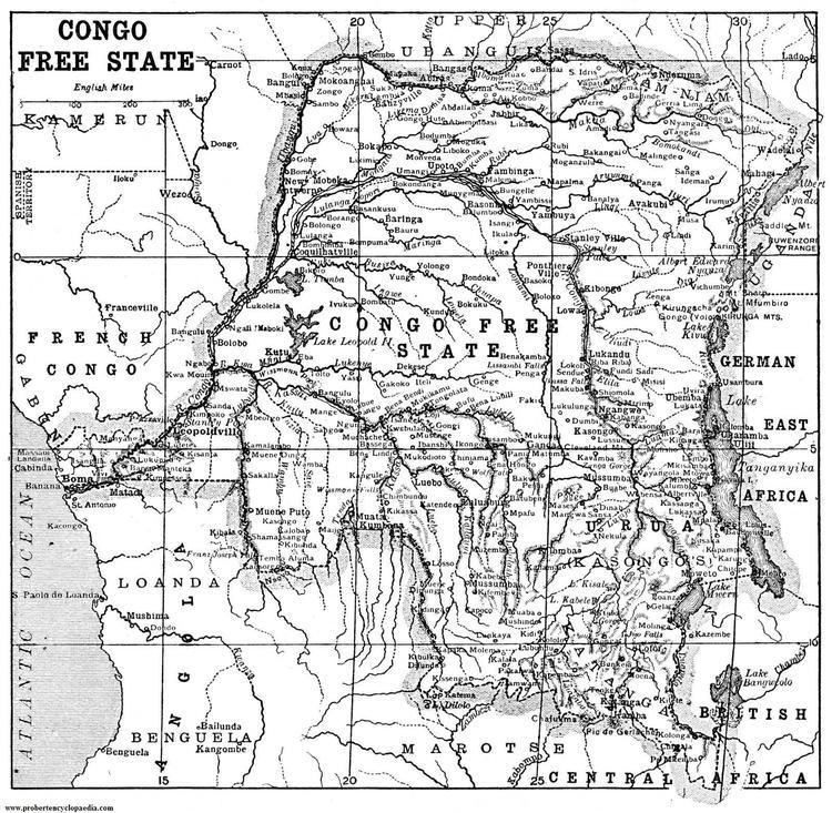 Congo Free State NationStates Dispatch Congo Free State