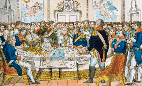 Congress of Vienna Abstracts The Power of Peace New Perspectives on the Congress of