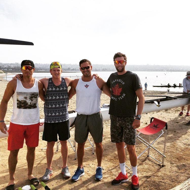 Conlin McCabe RowingRelated BeastMode Former CrashB Sprints Champion Conlin