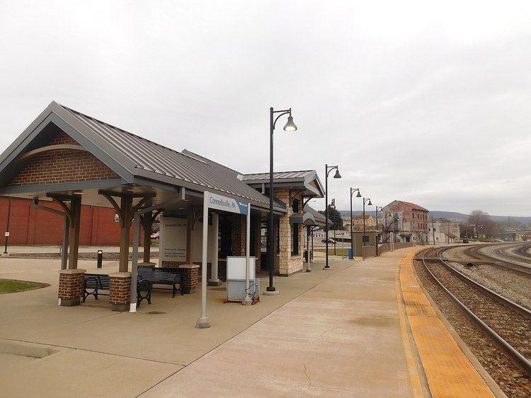 Connellsville station