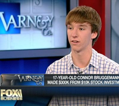 Connor Bruggemann This Kid Has Made 300 000 Trading Penny Stocks