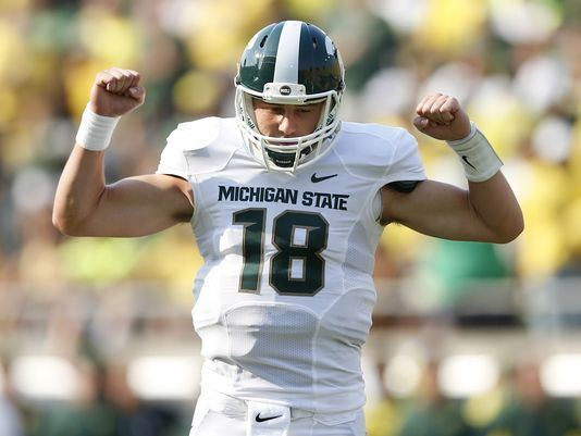 Connor Cook NFL draft expert Spartans39 Connor Cook looks like a first