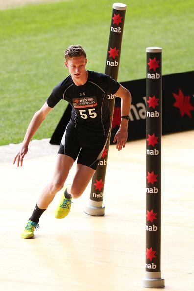Connor Menadue Connor Menadue Pictures AFL Draft Combine Zimbio