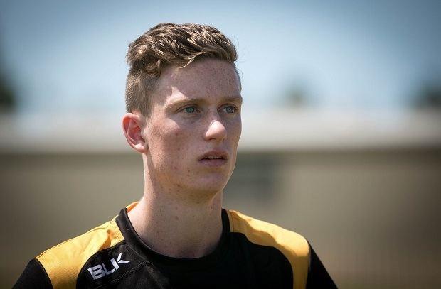 Connor Menadue Connor uncovered Mac39s Sports Promotions Australia