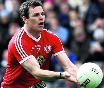 Conor Gormley Gormley aims to block out Donegal path BelfastTelegraph