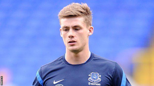 Conor McAleny BBC Sport Everton39s Conor McAleny breaks leg during