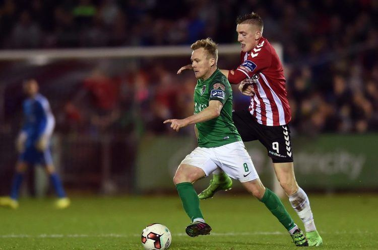 Conor McCormack (footballer) Cork Citys Conor McCormack named SSE Airtricity Soccer Writers