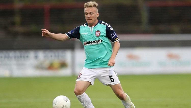 Conor McCormack (footballer) Cork City swoop again for Conor McCormack