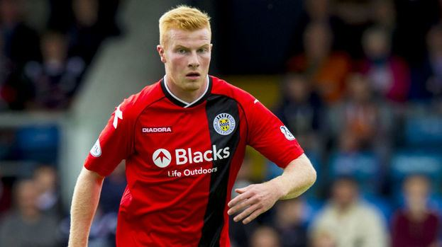 Conor Newton St Mirren squad left 39fuming39 at League Cup defeat