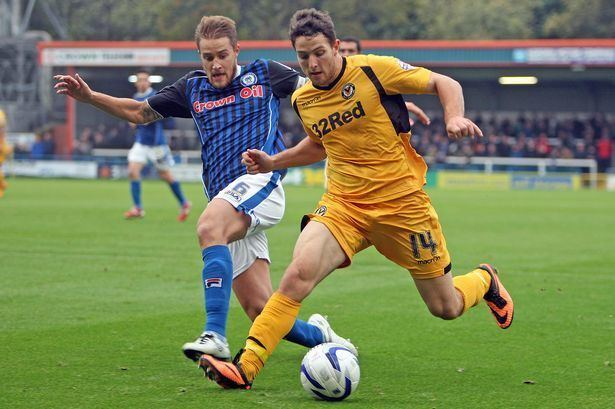 Conor Washington Rising stars sign new Newport County deals Wales Online