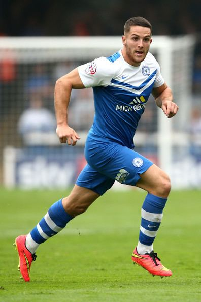 Conor Washington Conor Washington Pictures Peterborough United v Port