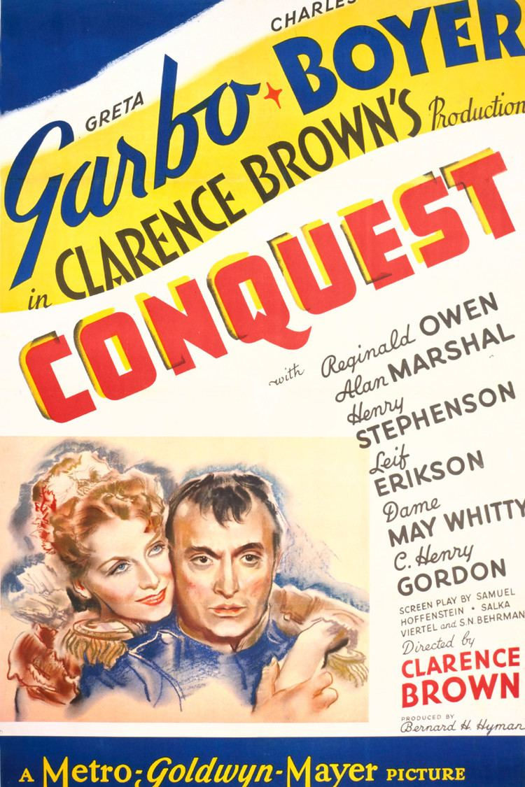 Conquest (1937 film) wwwgstaticcomtvthumbmovieposters924p924pv