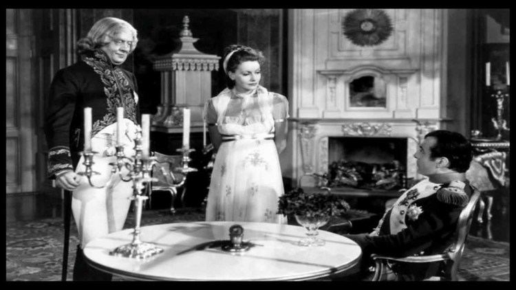 Conquest (1937 film) Maria WaleskwaConquest 1937mp4 YouTube