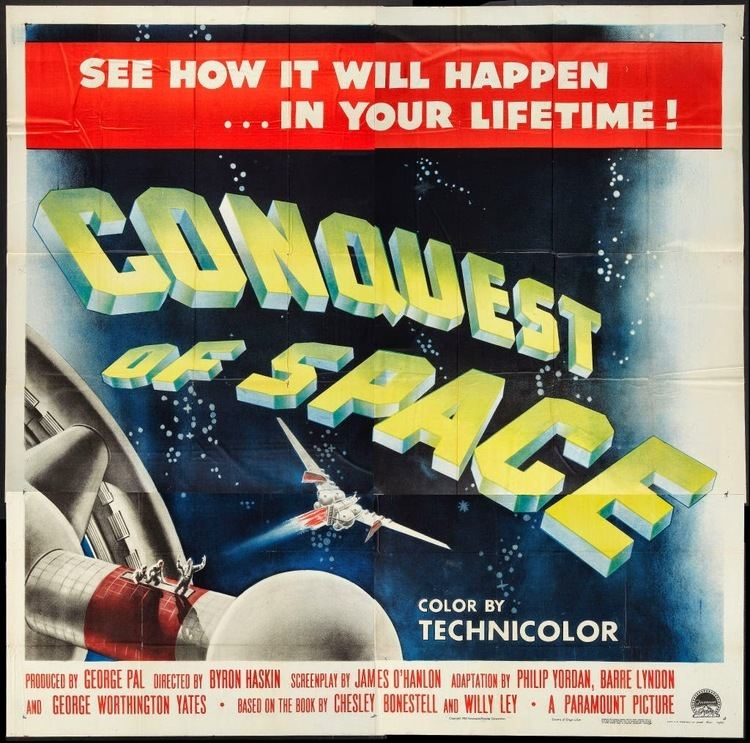 Conquest of Space Conquest of Space Alchetron The Free Social Encyclopedia