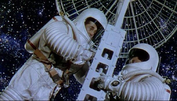 Conquest of Space Say Hello Spaceman Conquest of Space 1955