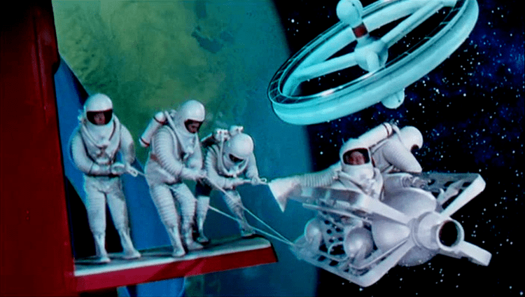 Conquest of Space Conquest of Space 1955 This Island Rod