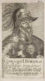 Conrad I, Burgrave of Nuremberg
