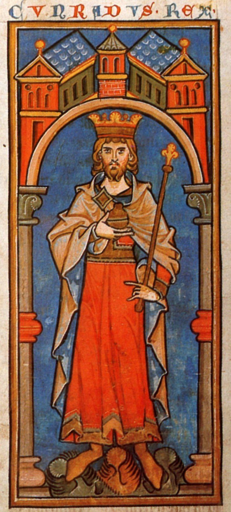 Conrad III of Germany Conrad III of Germany Wikipedia the free encyclopedia