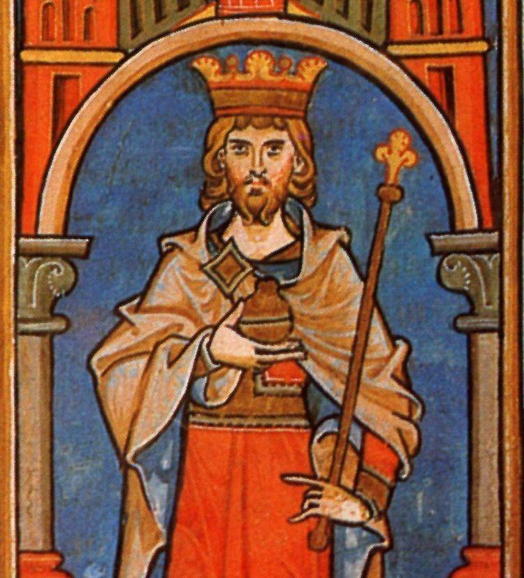 Conrad III of Germany Today in History 1 May 1147 German King Conrad III Leads