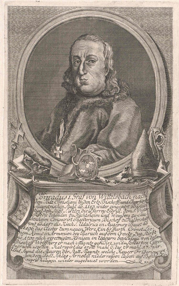 Conrad of Wittelsbach