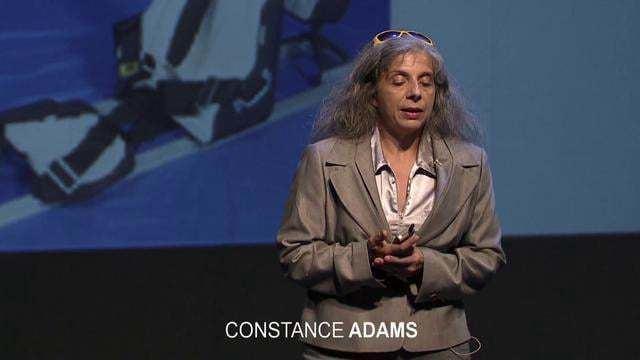 Constance Adams Constance Adams Space ArchitectTEDxHouston 2011 on Vimeo
