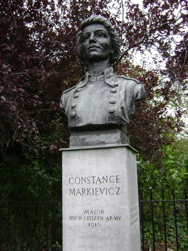Constance Markievicz List of public art in Dublin Wikipedia the free