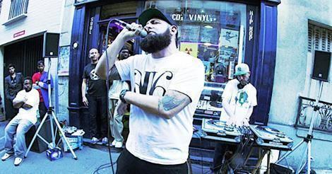 Constant Deviants CONSTANT DEVIANTS AVANT GARDE Review Premiere Hip Hop is your
