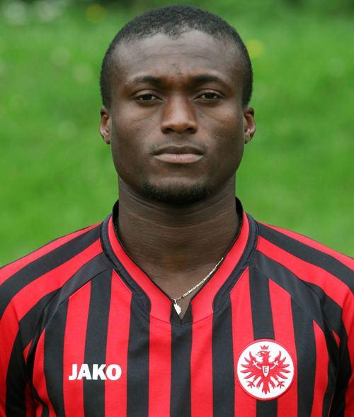 Constant Djakpa Constant Djakpa Eintracht Frankfurt 1 Bundesliga
