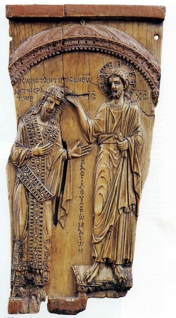 Constantine VII Constantine VII Wikipedia the free encyclopedia