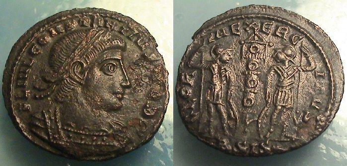 Constantius II Roman Bronze page 4