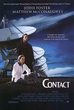 Contact (1997 American film) Contact 1997 American film Wikipedia