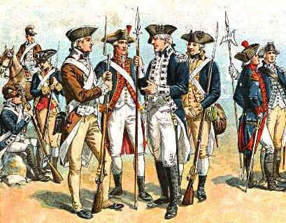 Continental Army Continental Army