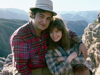 Continental Divide (film) Blair Brown Nell Porter and John Belushi Ernie Souchak in