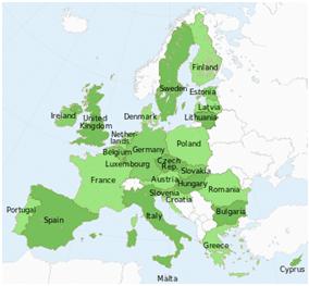 European Union state members
