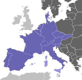 Continental Europe 100K Continental Europe Cities Within 100km BLITZ Quiz By darinh