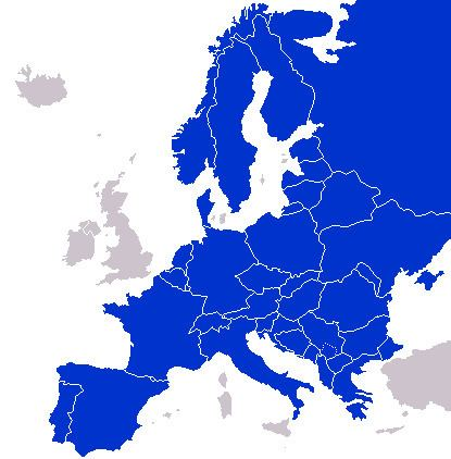 Continental Europe Europa continental Wikiwand