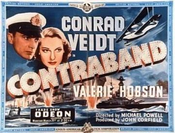 Contraband (1940 film) Contraband 1940 film Wikipedia