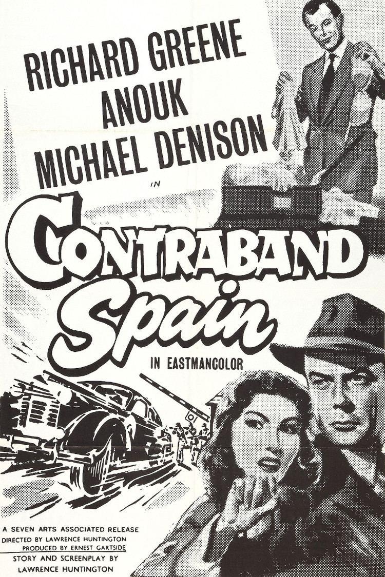 Contraband Spain wwwgstaticcomtvthumbmovieposters43119p43119
