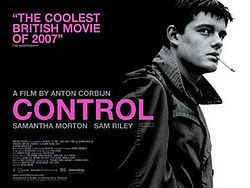 Control (2007 film) Control 2007 film Wikipedia