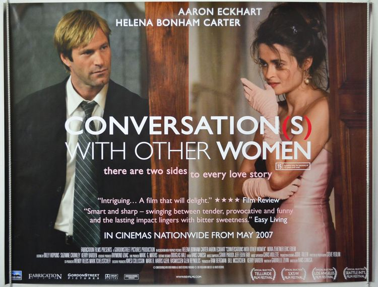 Conversations with Other Women Conversations With Other Women Original Cinema Movie Poster From