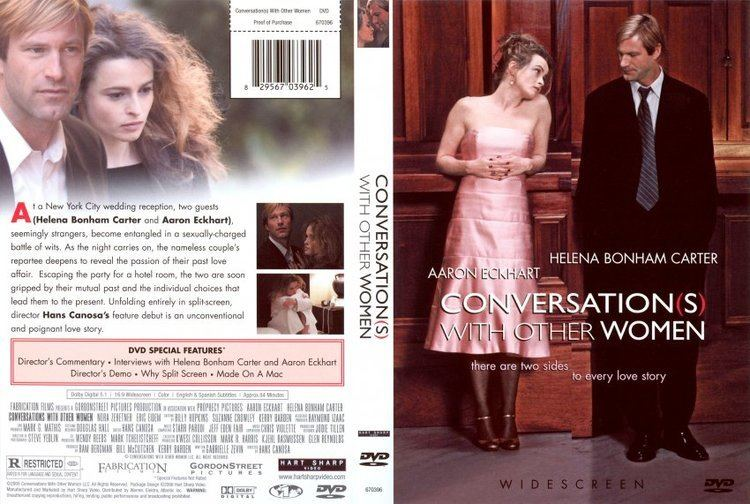 Conversations with Other Women Conversations with Other Women Movie DVD Scanned Covers