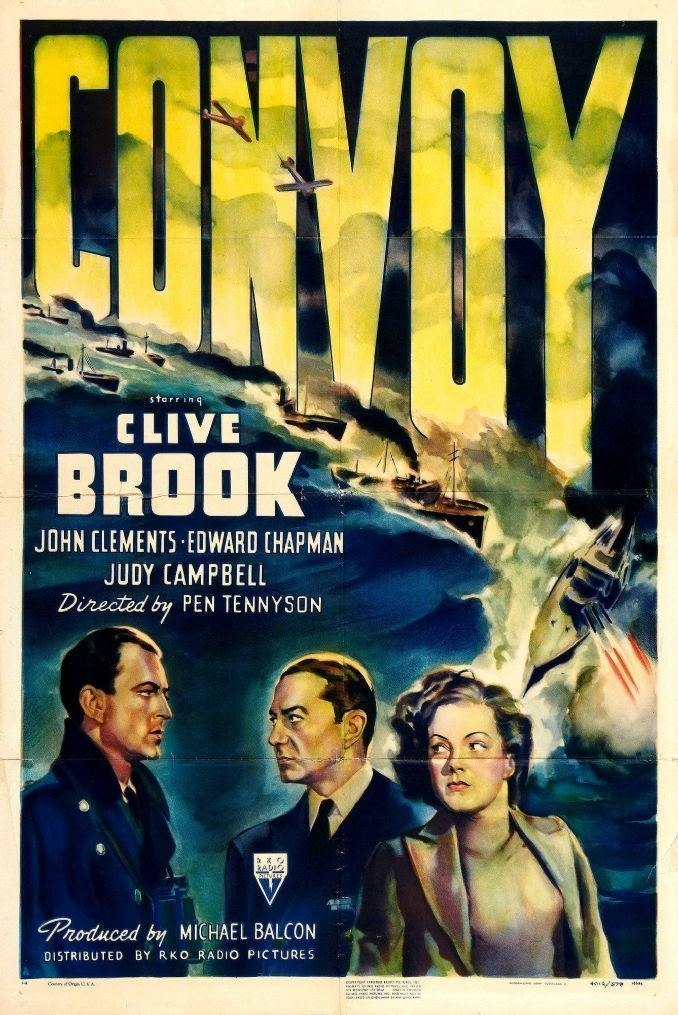 Convoy (1940 film) httpssmediacacheak0pinimgcomoriginals9b