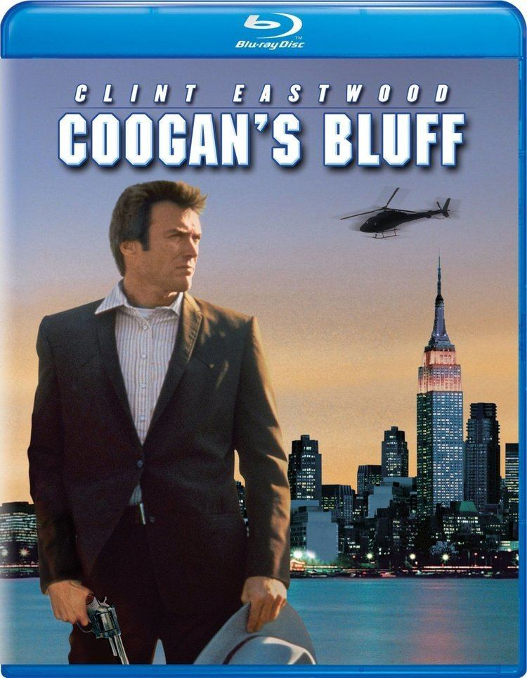 Coogan's Bluff (film) Coogans Bluff Bluray