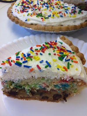 Cookie Cake Pie Smocked Auctions Blog Recipe Cookie Cake Pie Smocked Auctions