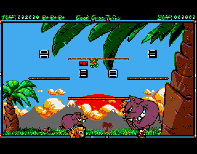 Cool Croc Twins Super Adventures in Gaming Cool Croc Twins Amiga